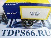 Подшипник    689 2RS 9x17x5 NIS -TDPS66.RU
