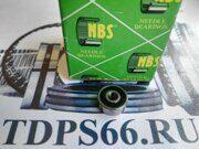 Подшипник   624 2RS 4x13x5  NBS -TDPS66.RU