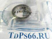 Подшипник  61805 2RS1 SKF-TDPS66.RU